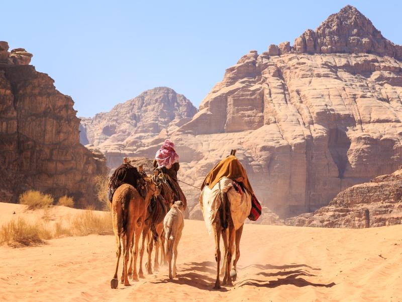 Aventuras de Wadi Rum - Salida martes y viernes
