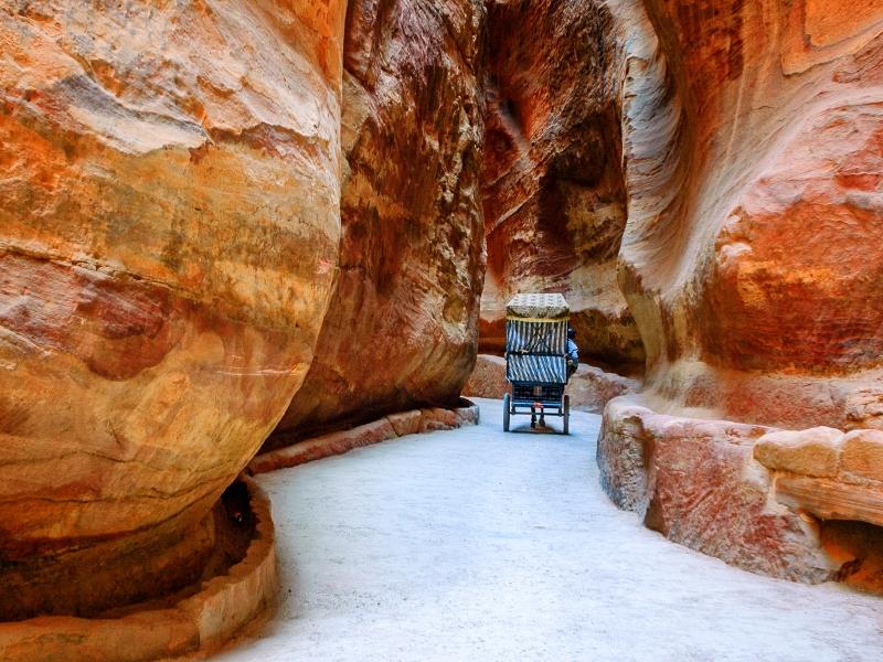 Aventuras de Wadi Rum - Opción Mar Muerto - Salida martes y viernes