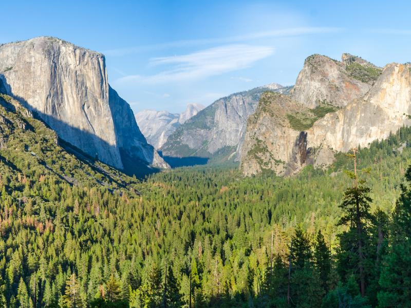 Parques Nacionales del Oeste - Extensión San Francisco