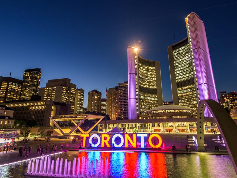 Ruta del descubrimiento - Extensión Toronto