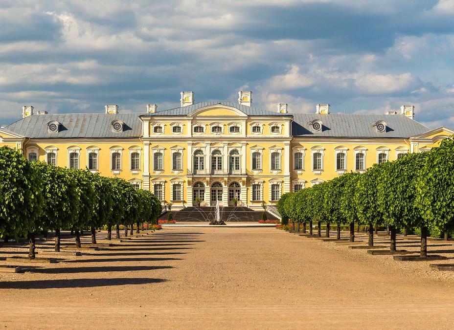 Capitales Bálticas - Programa Básico