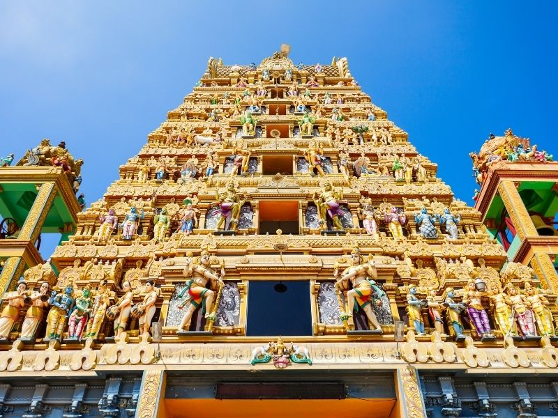 Sri Lanka al completo con Jaffna
