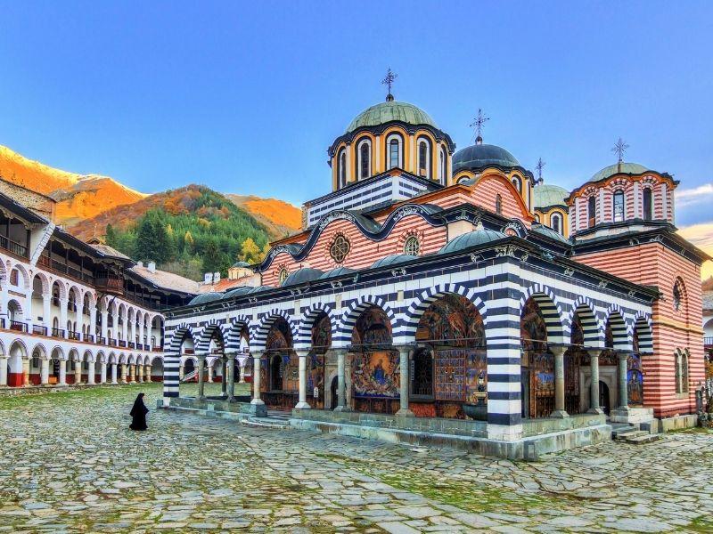 Bulgaria, entre termas y monasterios - Semana Santa