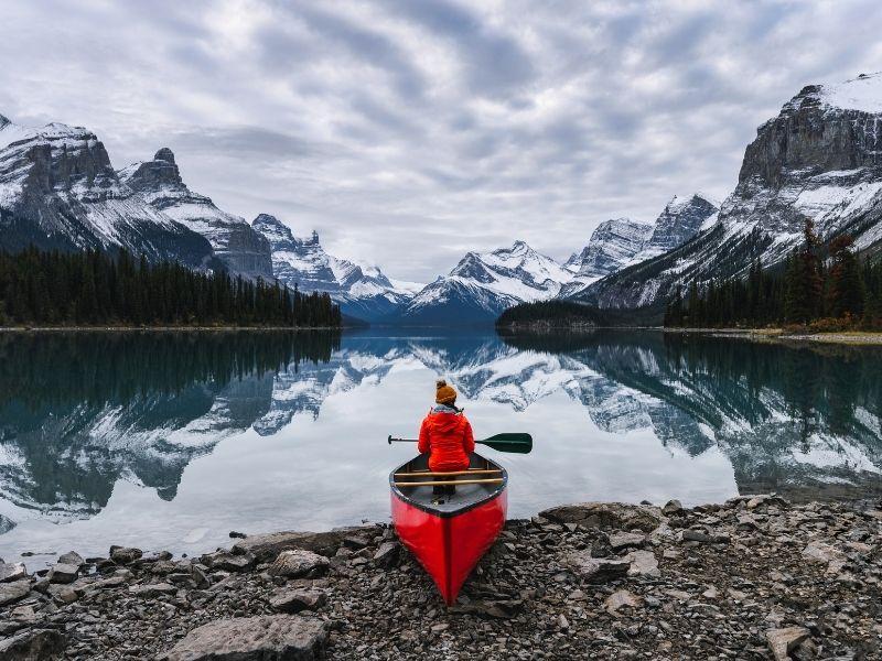 Canadá al completo - Salida domingo