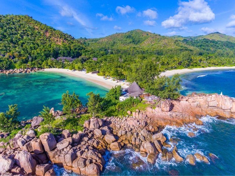 Seychelles - Isla de Praslin