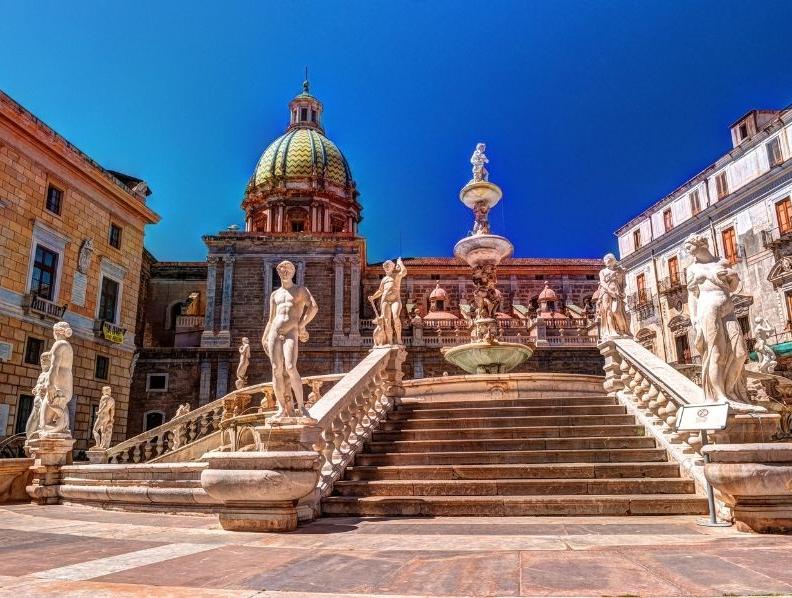 Sicilia, del Mito a la Realidad