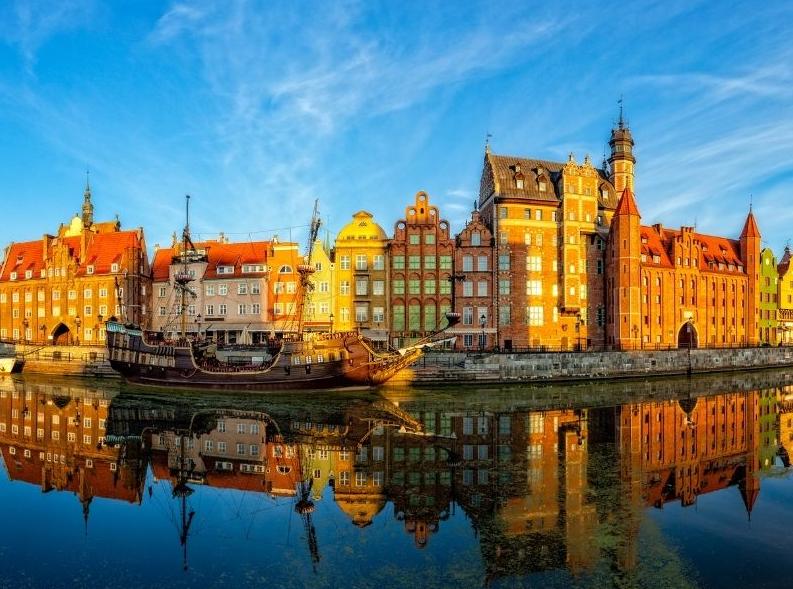 Polonia Clásica - Opción B (regreso desde Gdansk)
