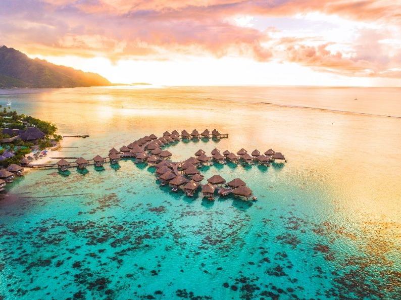 Tahití, Moorea y Bora Bora - Oferta