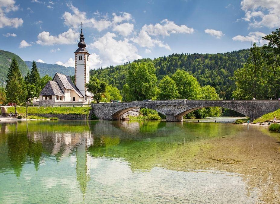 Encantos de Eslovenia a su aire