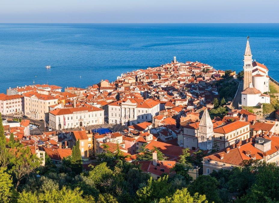Eslovenia e Istria a su aire