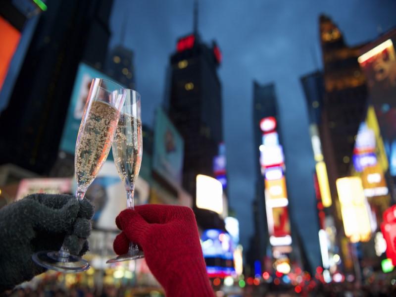 Nueva York - Fin de Año desde Madrid
