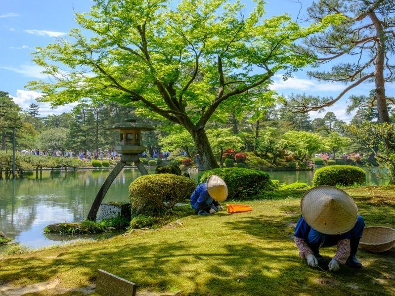 Japón en libertad con Kanazawa