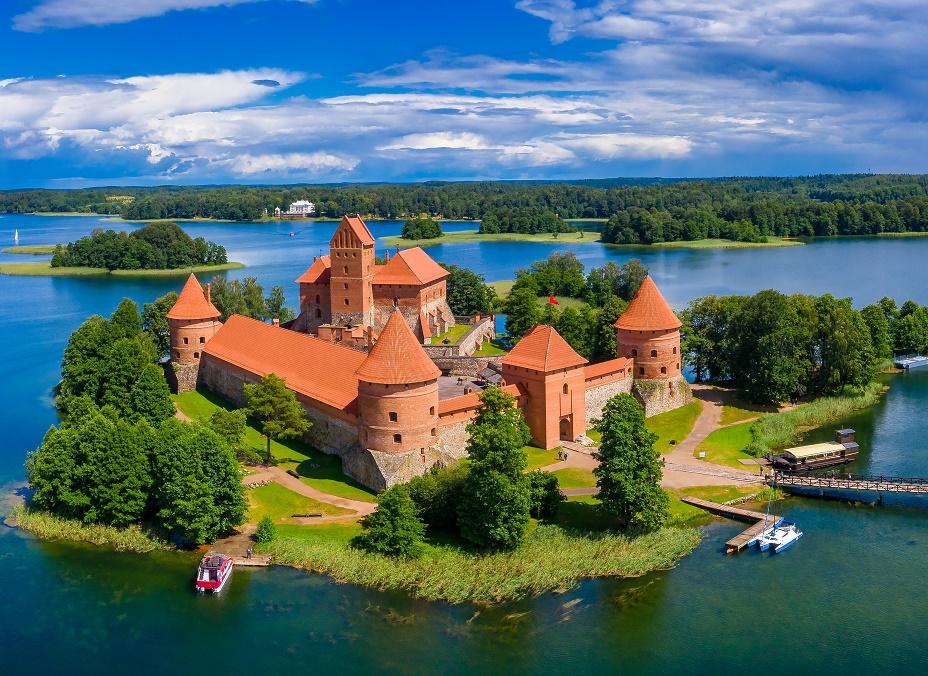 Capitales Bálticas - Programa a Fondo