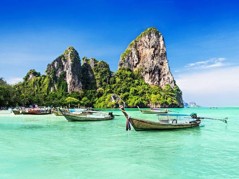 Dubái y Phuket