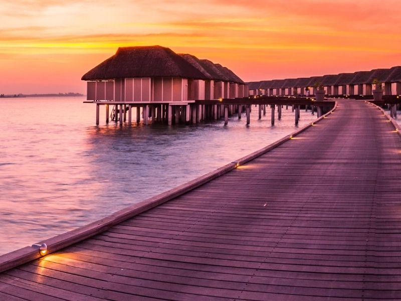 Maldivas - Vuelo directo Iberia (6 noches)