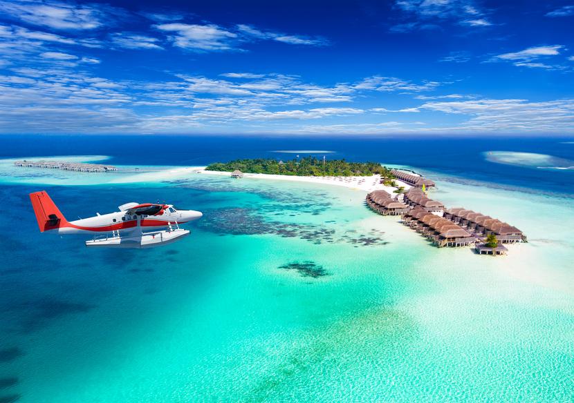 Maldivas - Vuelo directo Iberia (8 noches)