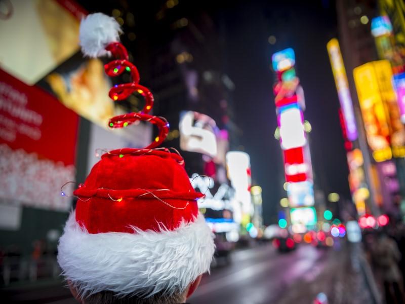 Nueva York - Navidad desde Barcelona