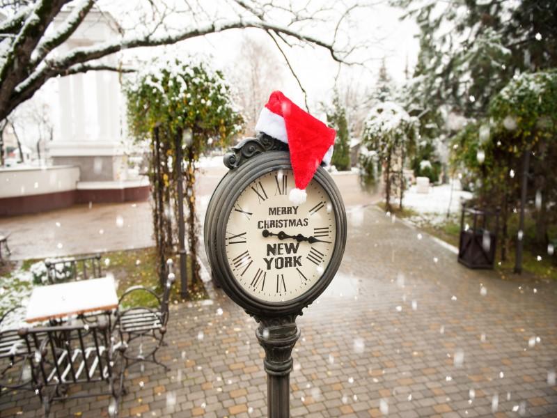 Nueva York - Navidad desde Madrid