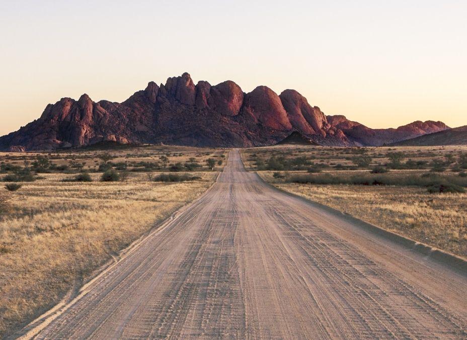 Namibia en coche de alquiler