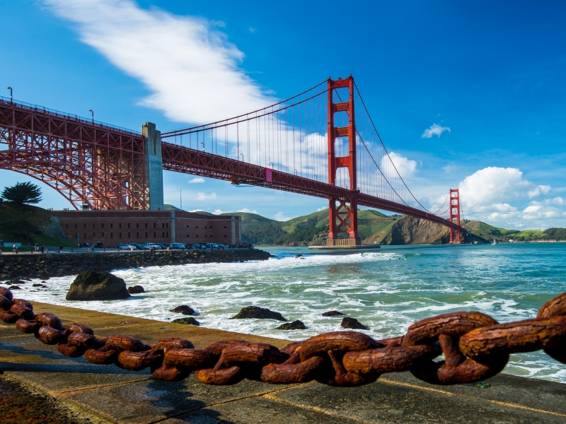 Oeste Inolvidable - Extensión San Francisco