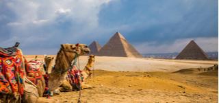 Egipto, Marruecos y Túnez