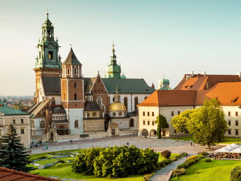 TUI Cracovia (Extensión Varsovia)