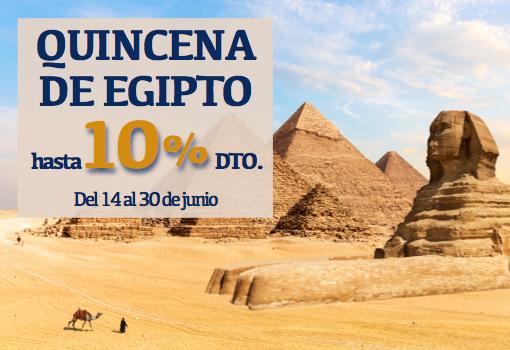 Quincena de Egipto