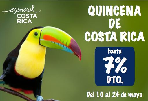 Quincena de Costa Rica > 10 al 24 mayo 2021