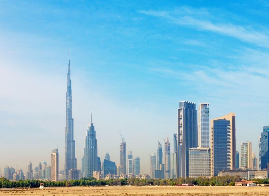 Royal Dubái y Abu Dhabi