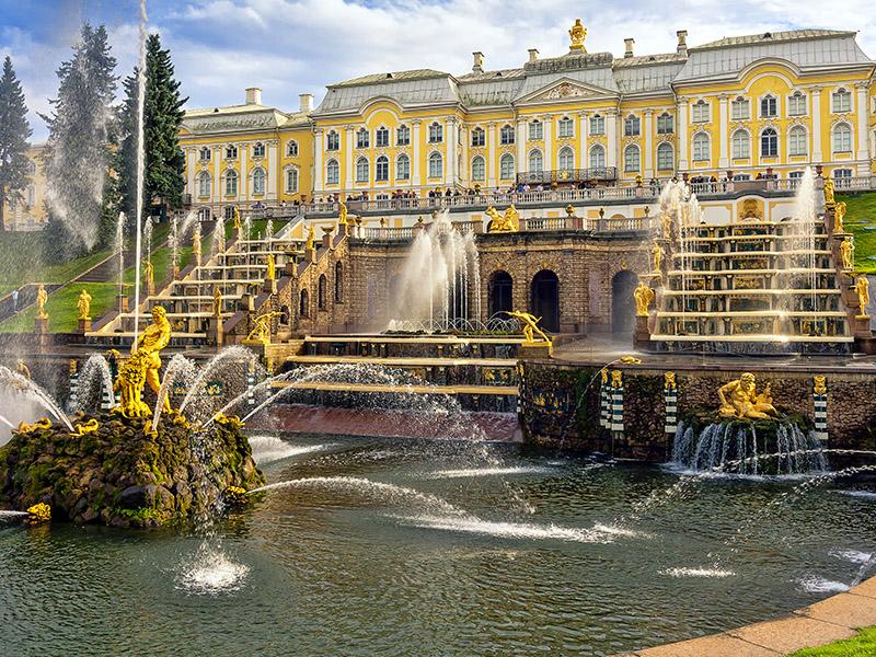 Rusia Romántica: de San Petersburgo a Moscú