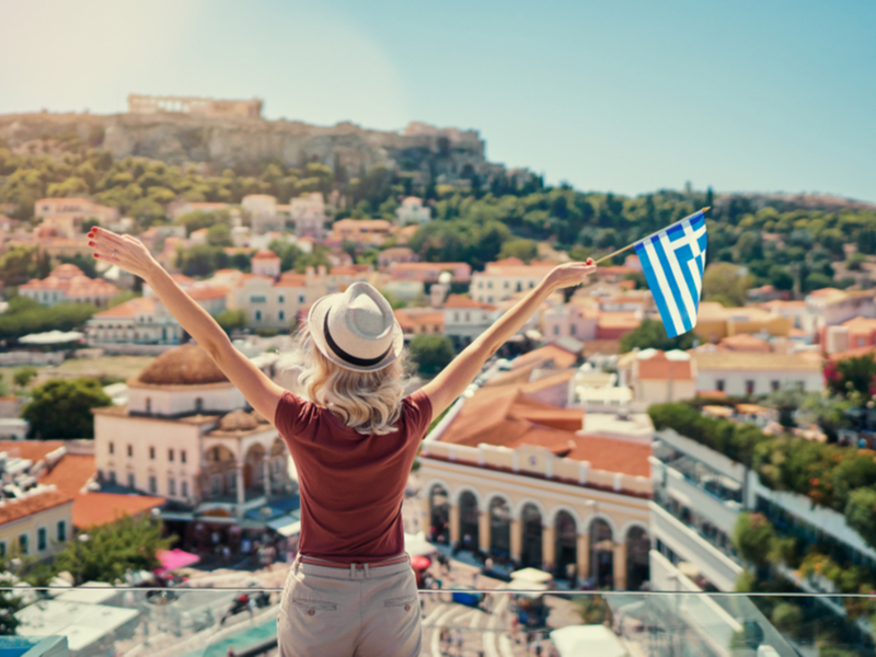 Atenas, Islas del Egeo y Santorini