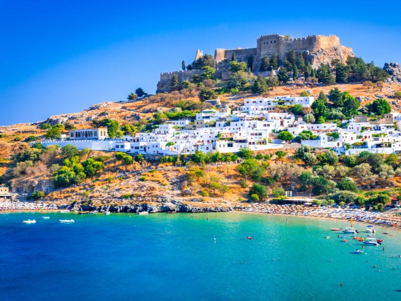 Atenas y Crucero Perlas del Egeo - Opción B