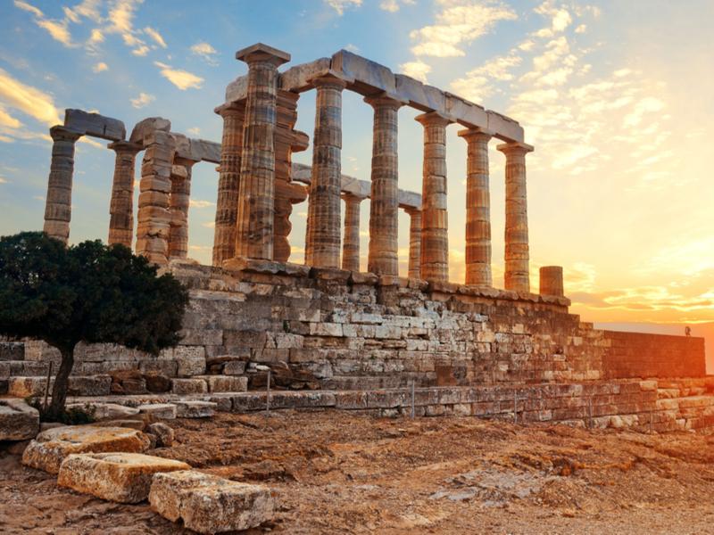 Atenas y Mykonos