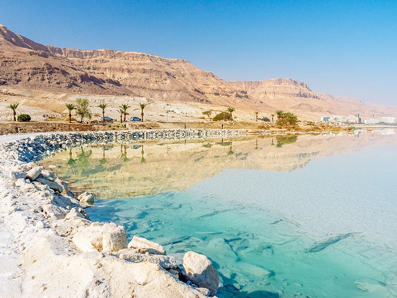 Aventuras de Wadi Rum - Opción Mar Muerto - Salida jueves y domingo