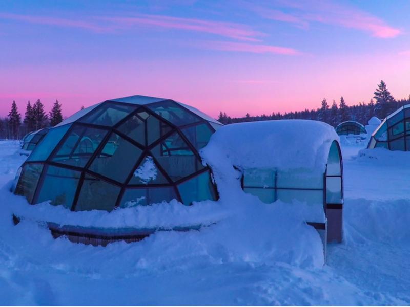 Laponia - Bajo la aurora boreal en Levi - Solo Adultos - Salida desde Madrid