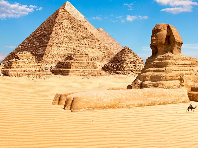 Cairo y Nilo Todo Incluido - Salida viernes - Venta Anticipada