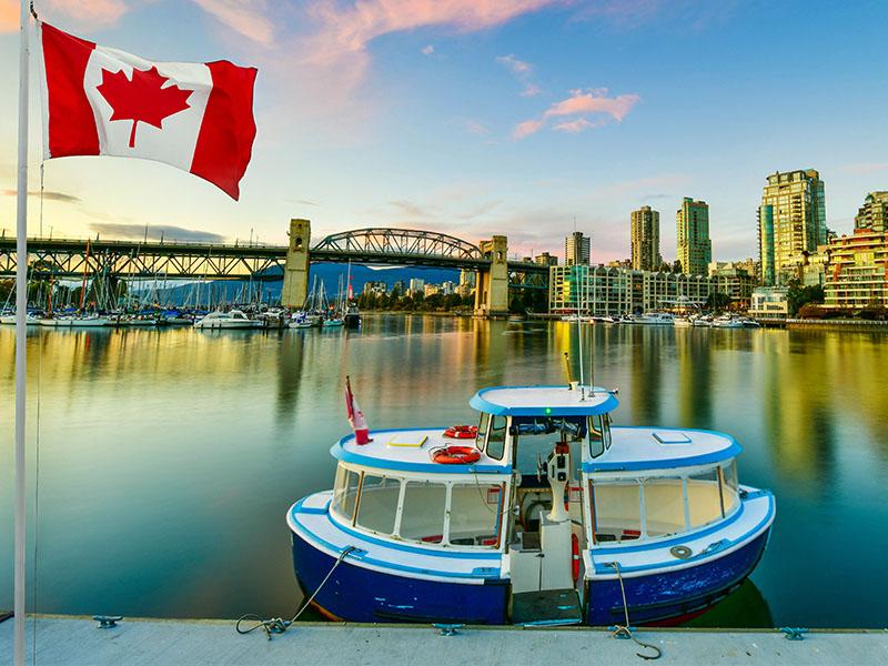 Canadá de Costa a Costa