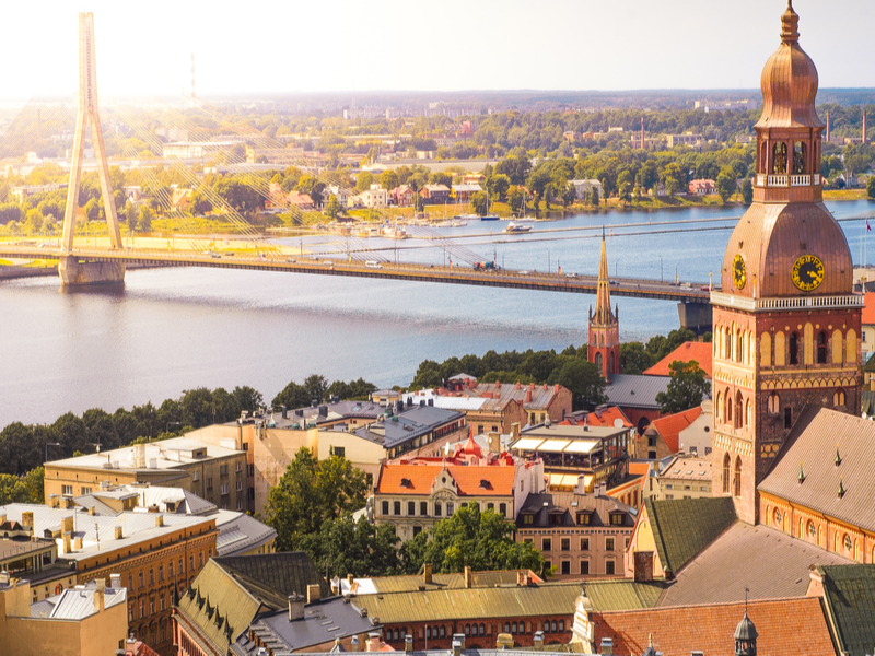 Capitales Bálticas desde Barcelona - Semana Santa