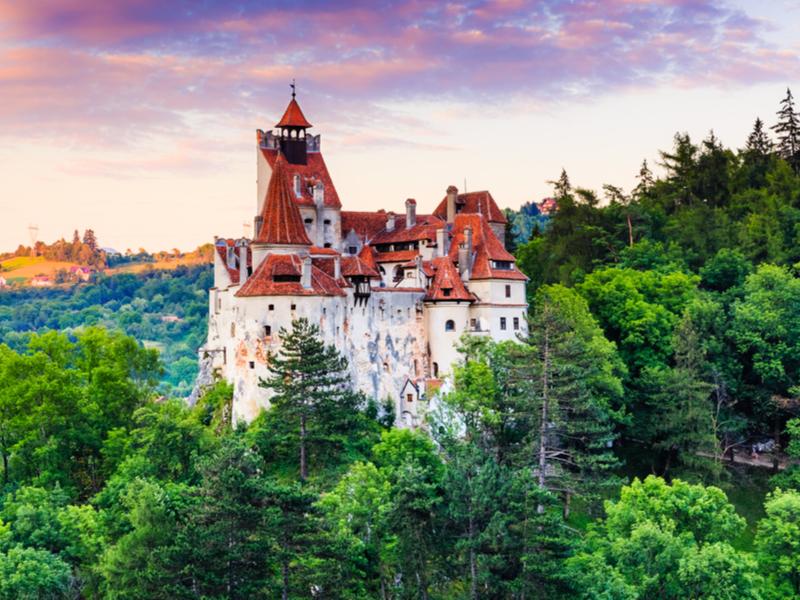 Castillos y Leyendas de Rumanía