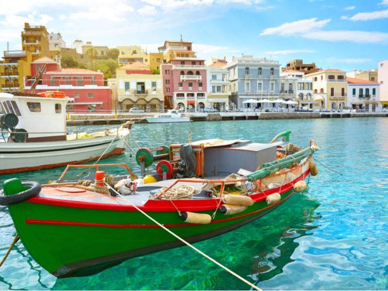 Creta a su aire