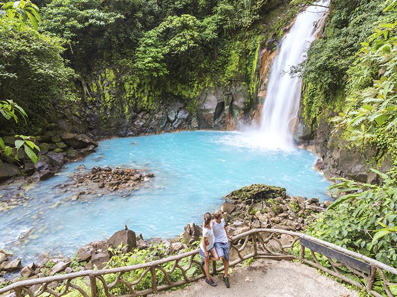 Descubre Costa Rica  con Manuel Antonio