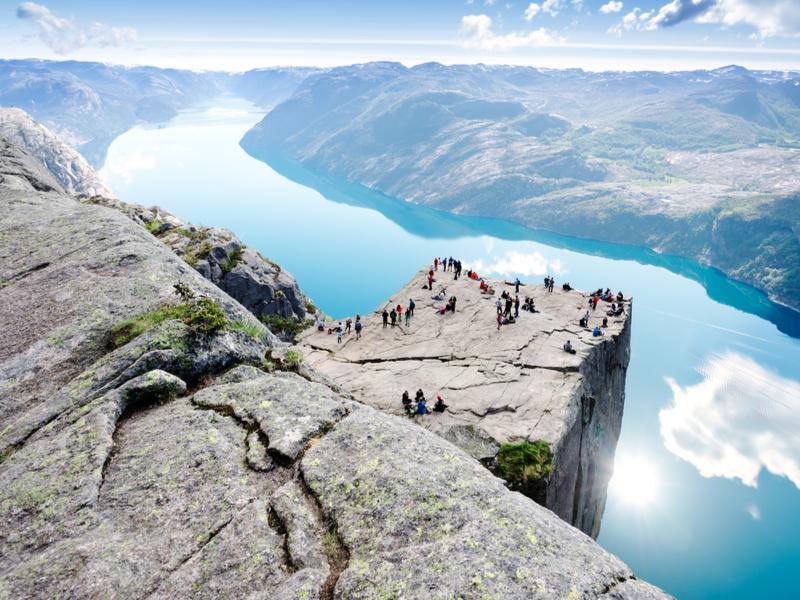 Descubre los Fiordos - Pre-Extensión a Stavanger