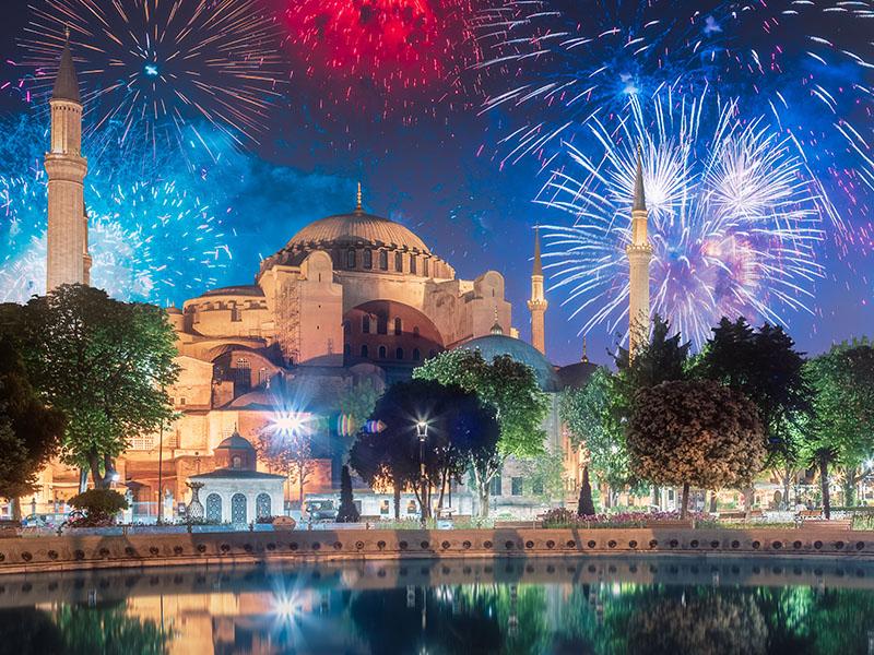 Estambul - Fin de Año