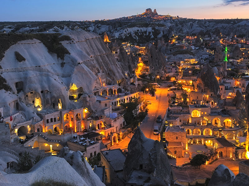 Maravillas de Capadocia - Puente de diciembre