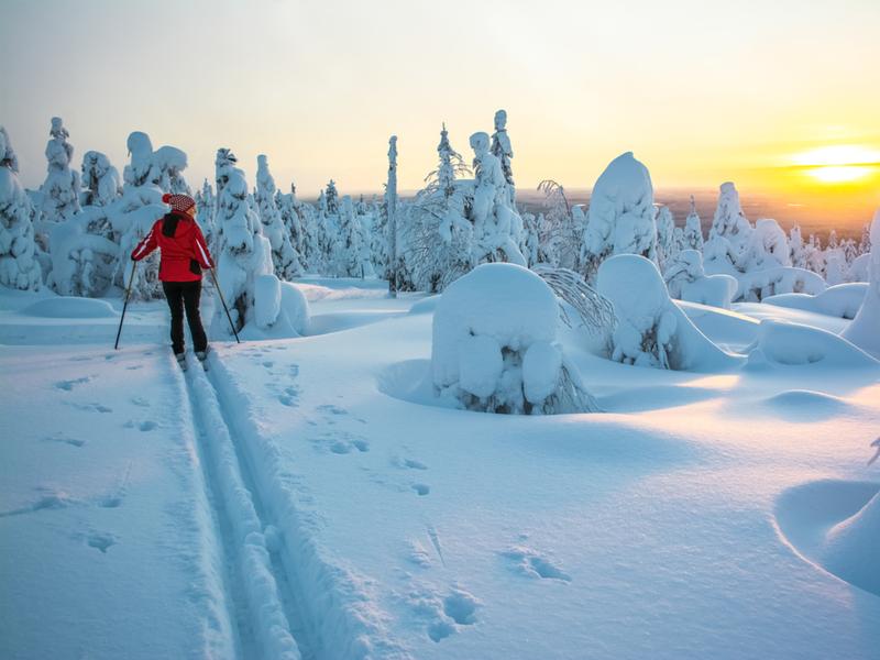 Laponia - Fin de Año en Levi - Salida desde Barcelona