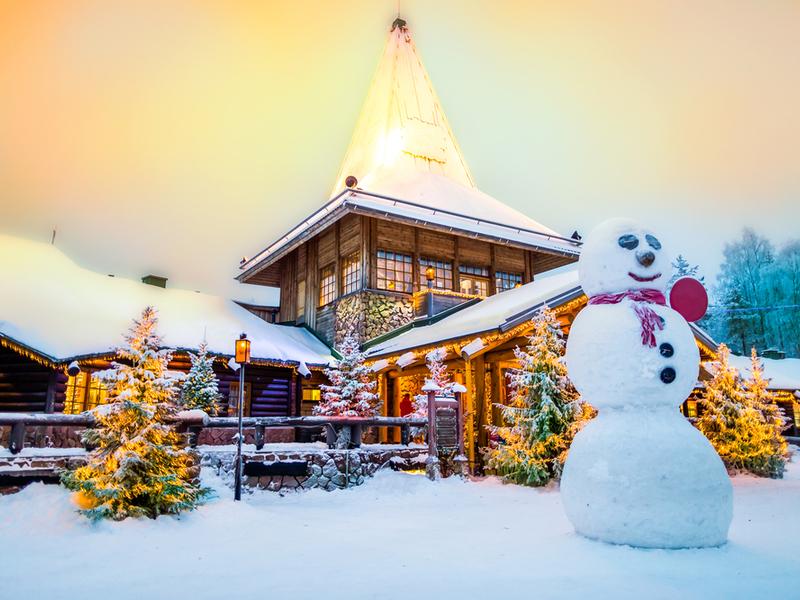 Laponia - Fin de Año en Luosto - Salida desde Madrid