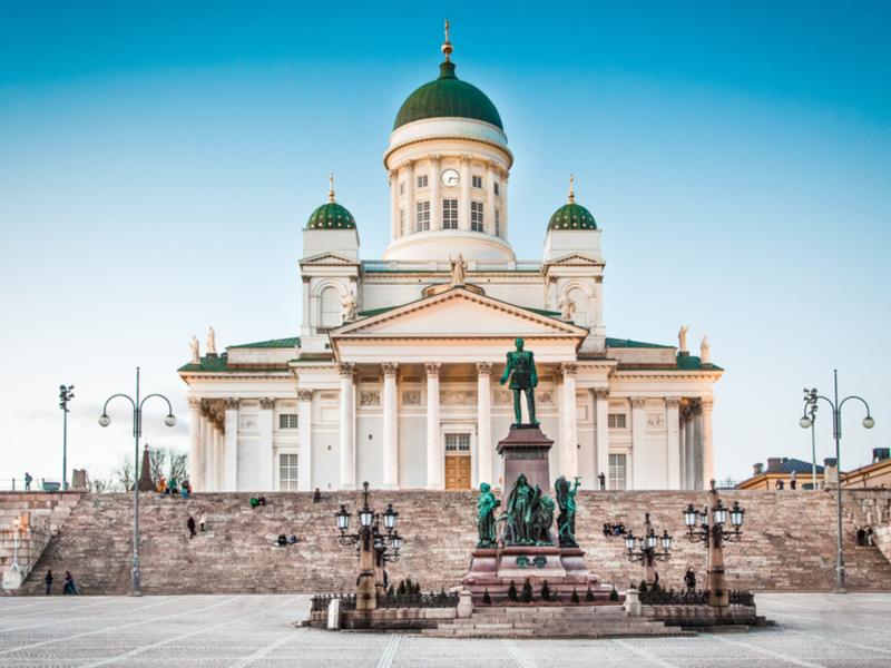 Finlandia al completo