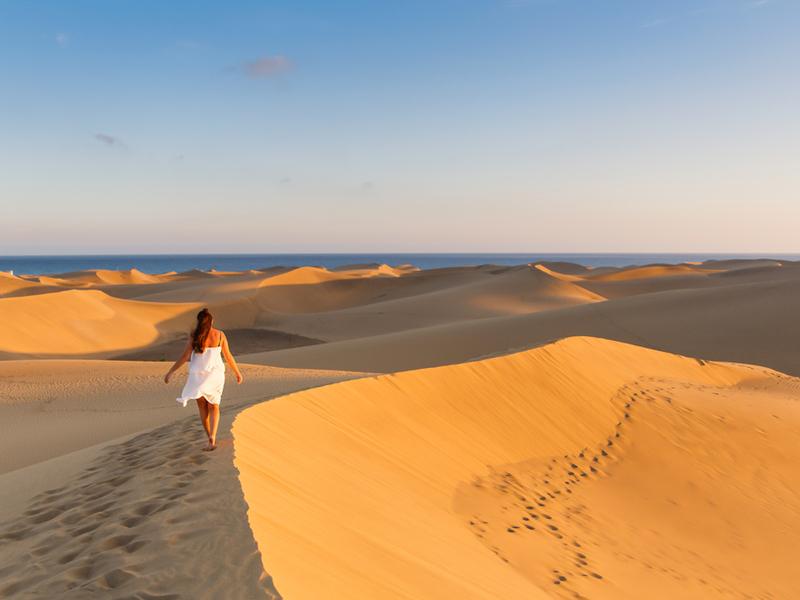 Gran Canaria - Salida martes y sábado