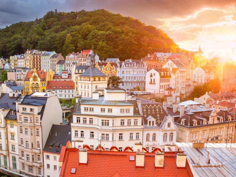 Gran Tour de la República Checa
