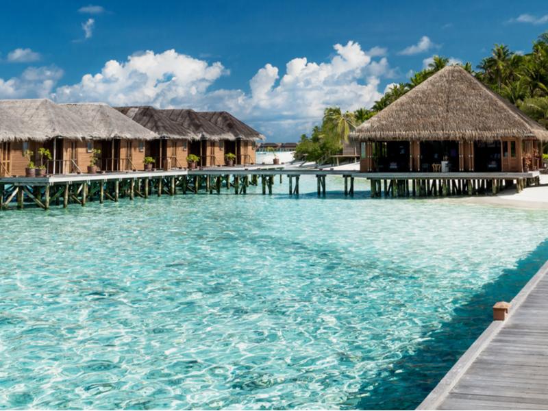 Jordania y Maldivas - Salida martes y viernes